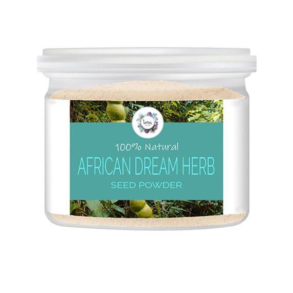 African Dream Herb (Entada rheedii) Seed Powder