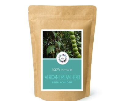 African Dream Herb (Entada rheedii) Seed Powder