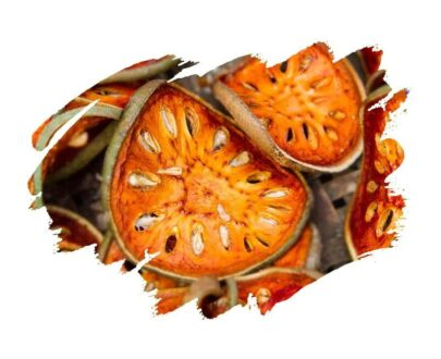 Bael Fruit (Aegle marmelos) Matoom Tea Dried Fruit Slices