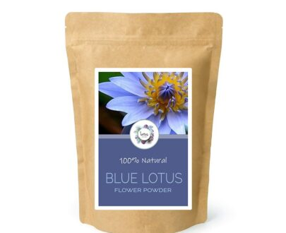 Blue Lotus (Nymphaea caerulea) Flower Powder