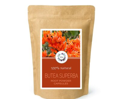 Butea superba (Red Kwao Krua) Root Powder Capsules