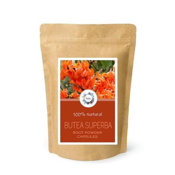 Butea superba (Red Kwao Krua) Root Powder Capsules