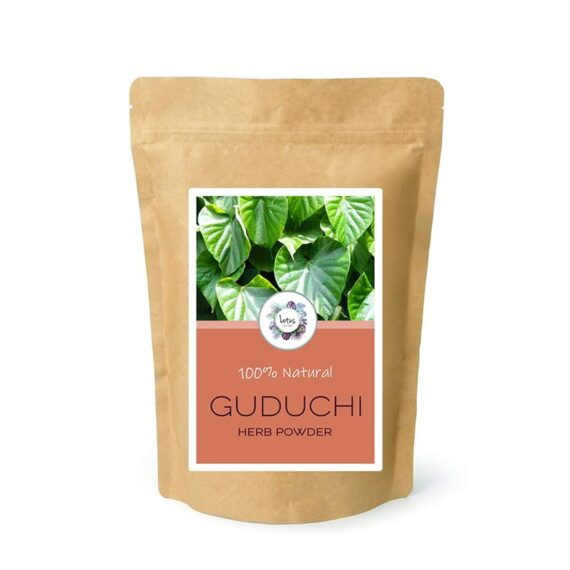 Guduchi (Tinospora cordifolia) Herb Powder