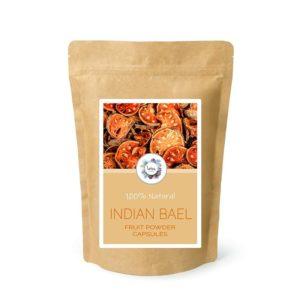 Indian Bael (Aegle marmelos) Fruit Powder Capsules
