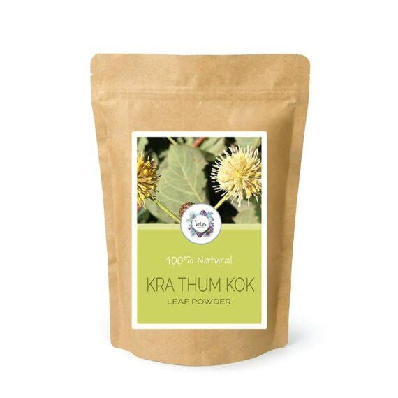 Kra Thum Kok (M. hirsuta) Leaf Powder