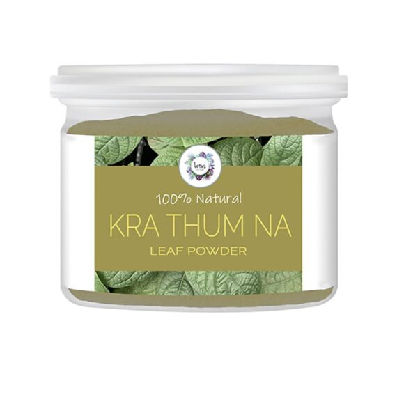 Kra Thum Na (M. javanica) Leaf Powder