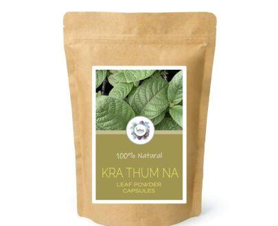 Kra Thum Na (M. javanica) Leaf Powder Capsules
