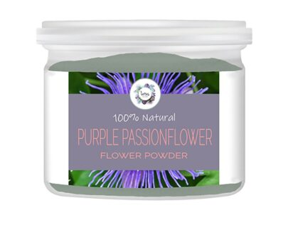Purple Passionflower (Passiflora incarnata) Flower Powder