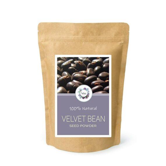 Velvet Bean (Mucuna pruriens) Seed Powder
