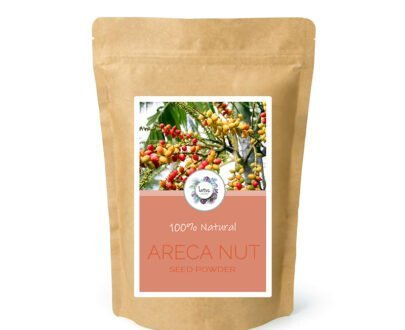 Areca Nut (Areca catechu) Seed Powder