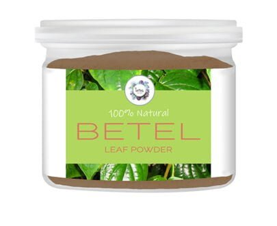 Betel (Piper betel) Leaf Powder