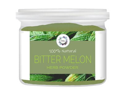 Bitter Melon (Momordica charantia) Herb Powder