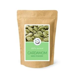 Cardamom (Elettaria cardamomum) Seed Powder