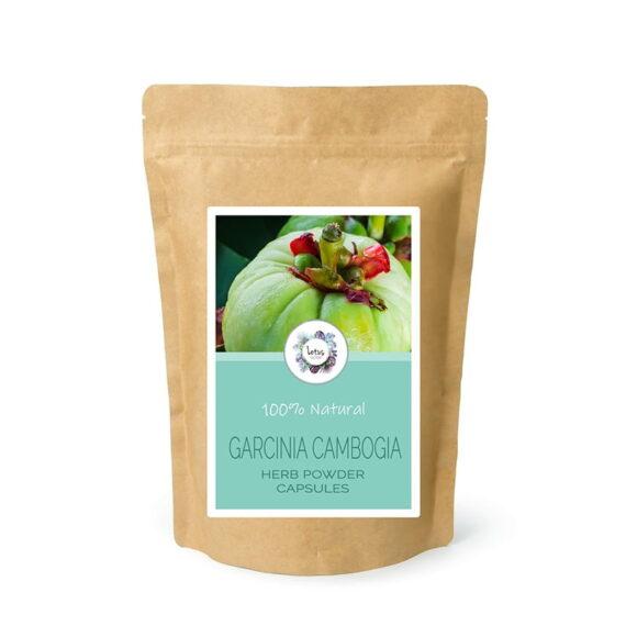 Garcinia cambogia Herb Powder Capsules