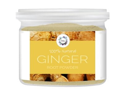 Ginger (Zingiber officinale) Root Powder