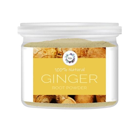 Ginger (Zingiber officinale) Root Powder