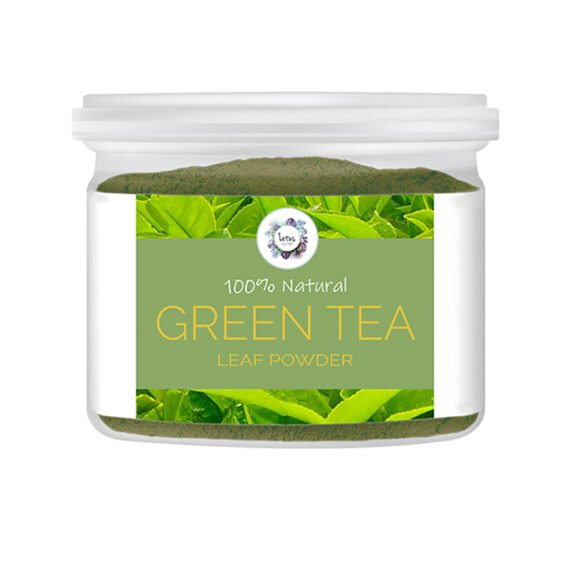 Green Tea (Camellia sinensis) Powder