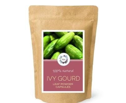 Ivy Gourd (Coccinia grandis) Leaf Powder Capsules