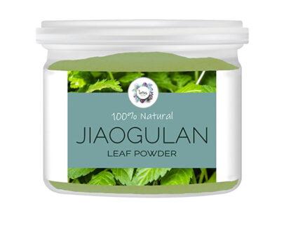 Jiaogulan (Gynostemma pentaphyllum) Leaf Powder