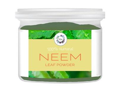 Neem (Azadirachta indica) Leaf Powder