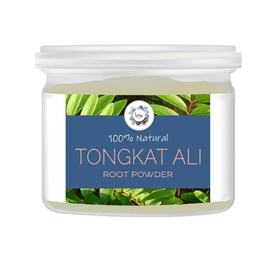 Tongkat Ali (Eurycoma longifolia) Root Powder