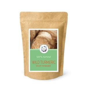 Wild Turmeric (Curcuma aromatica) Root Powder