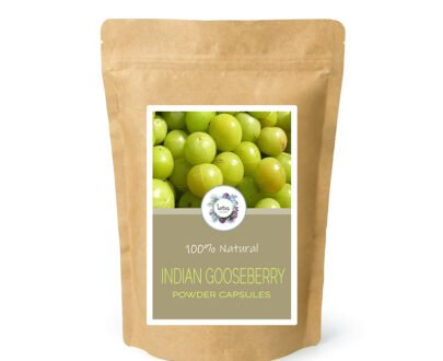 Indian Gooseberry (Phyllanthus emblica) Powder Capsules