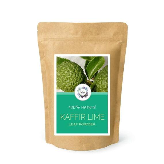 Kaffir Lime (Citrus hystrix) Leaf Powder