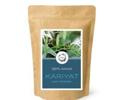 Kariyat (Andrographis paniculata) Leaf Powder