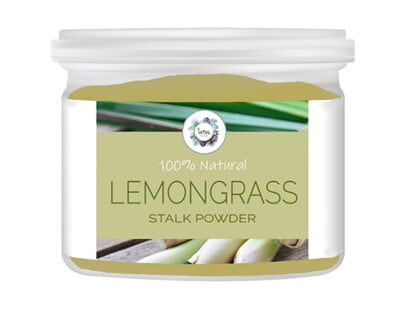 Lemongrass Stalk Powder