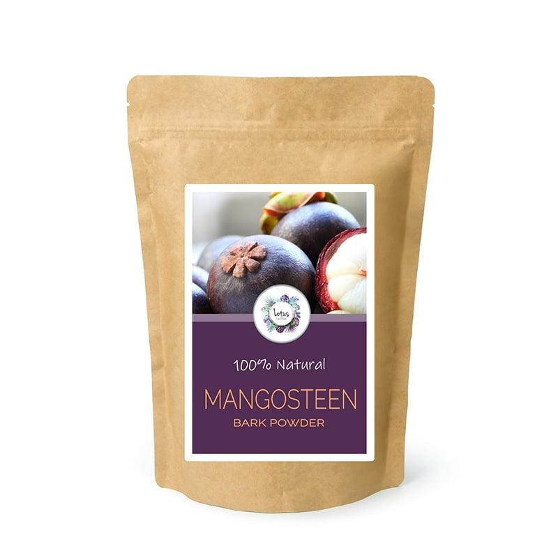 Mangosteen (Garcinia mangostana) Bark Powder
