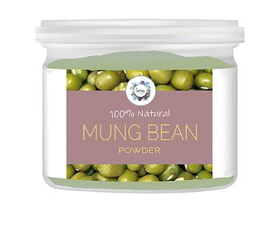 Mung Bean (Vigna radiata) Powder