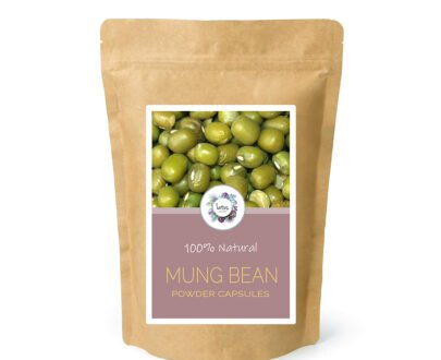 Mung Bean (Vigna radiata) Powder Capsules