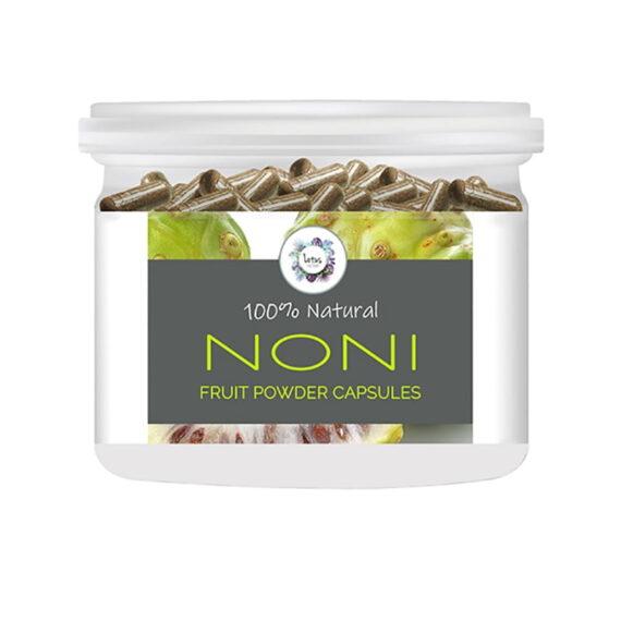 Noni (Morinda citrifolia) Fruit Powder Capsules