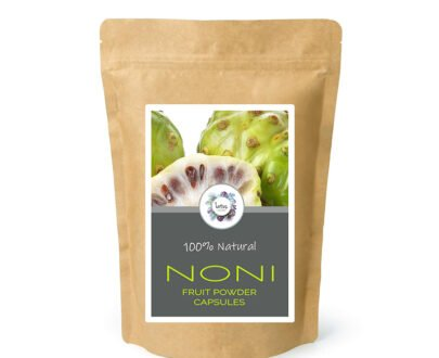 Noni (Morinda citrifolia) Fruit Powder Capsules