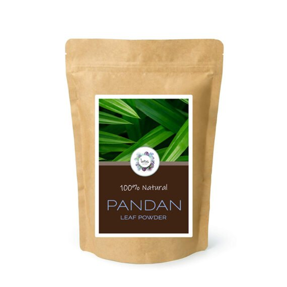 Pandan (Pandanus amaryllifolius) Leaf Powder