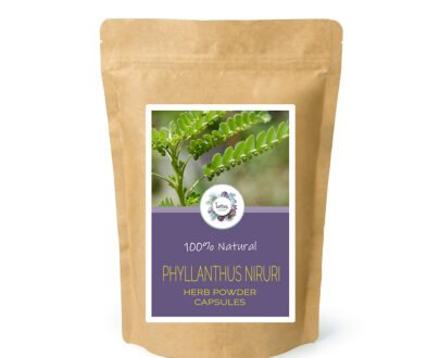 Stonebreaker (Phyllanthus niruri) Herb Powder Capsules