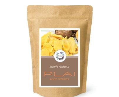 Plai (Zingiber cassumunar) Root Powder