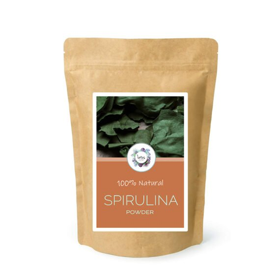 Spirulina (Arthrospira platensis) Powder